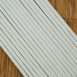 White Reeds For Diffusers - 240mm x Ø 4mm
