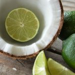 Paraffin Wax Coconut and Lime Candle Making Kit