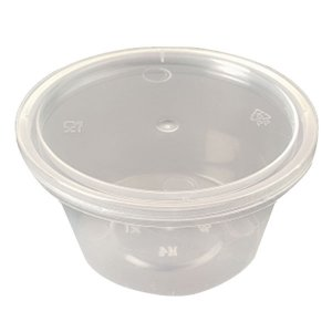 4oz Plastic Melt Pots With Lid