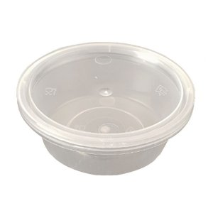 2oz Plastic Melt Pots With Lid