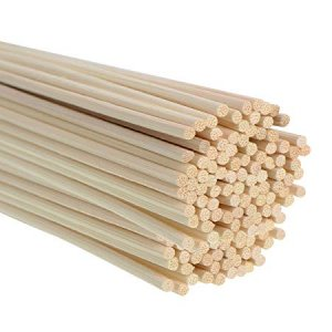Porex Natural Reeds For Diffusers - 240mm x Ø 3mm