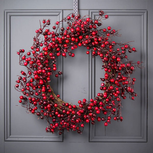 Cranberry Wreath Fragrance Oil Cosy Owl Supplies For