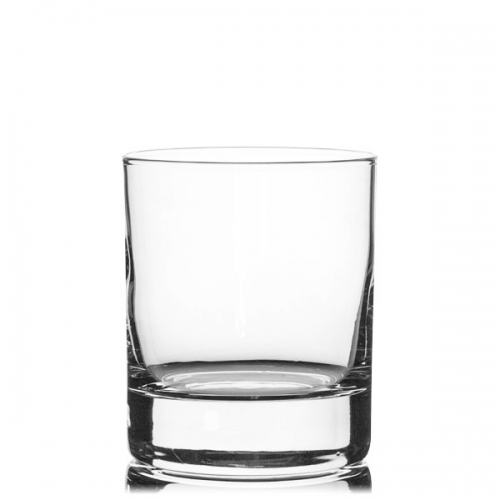 Glass Container - 20cl Karen Round