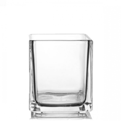 Glass Container - 29cl Large Cube