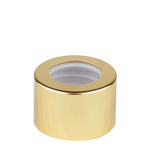 Metal Shelled Diffuser Cap - Gloss Gold