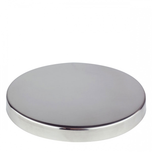 Silver Lid For 55cl Round Flat Dish