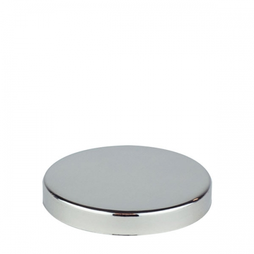 Silver Lid For 20cl Karen Round Glass
