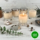 Soy Wax Winter Pine Christmas Candle Making Kit