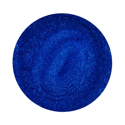 Flash Blue Mica Powder