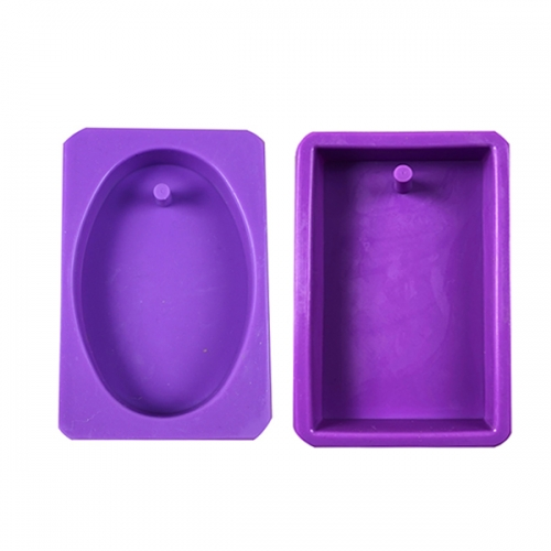 Hanging Purple Silicone Mould (Set of 6)